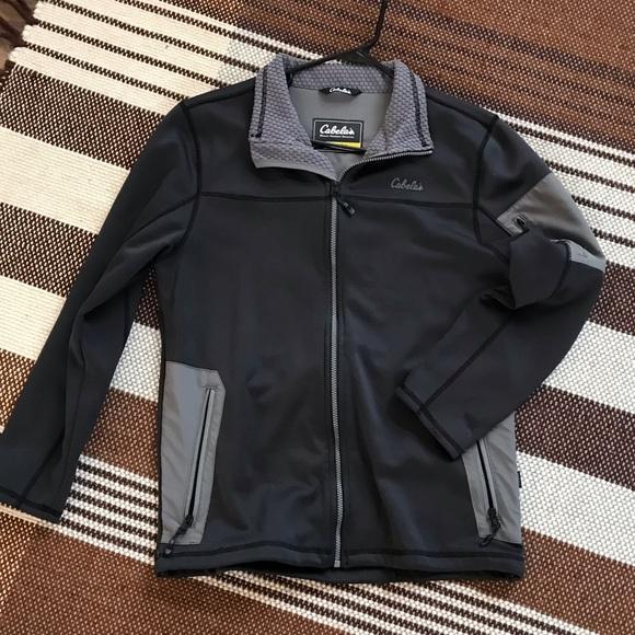Men's cabelas jacket